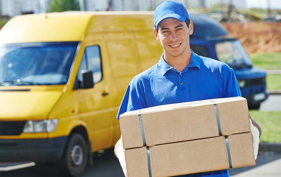 Nationwide Next Day Delivery & Clearly Labelled Consignments